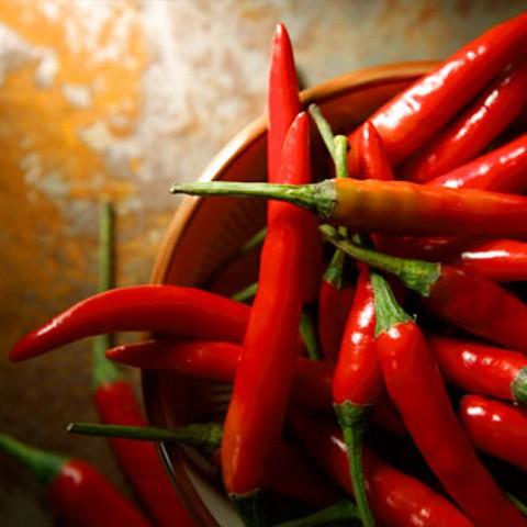 Ako sa schladiť: pikantné jedlá
