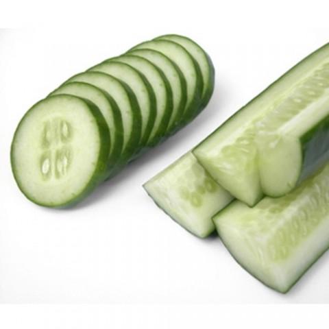 Ako sa schladiť: plátky uhorky