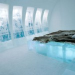 ľadová posteľ - ako sa schladiť