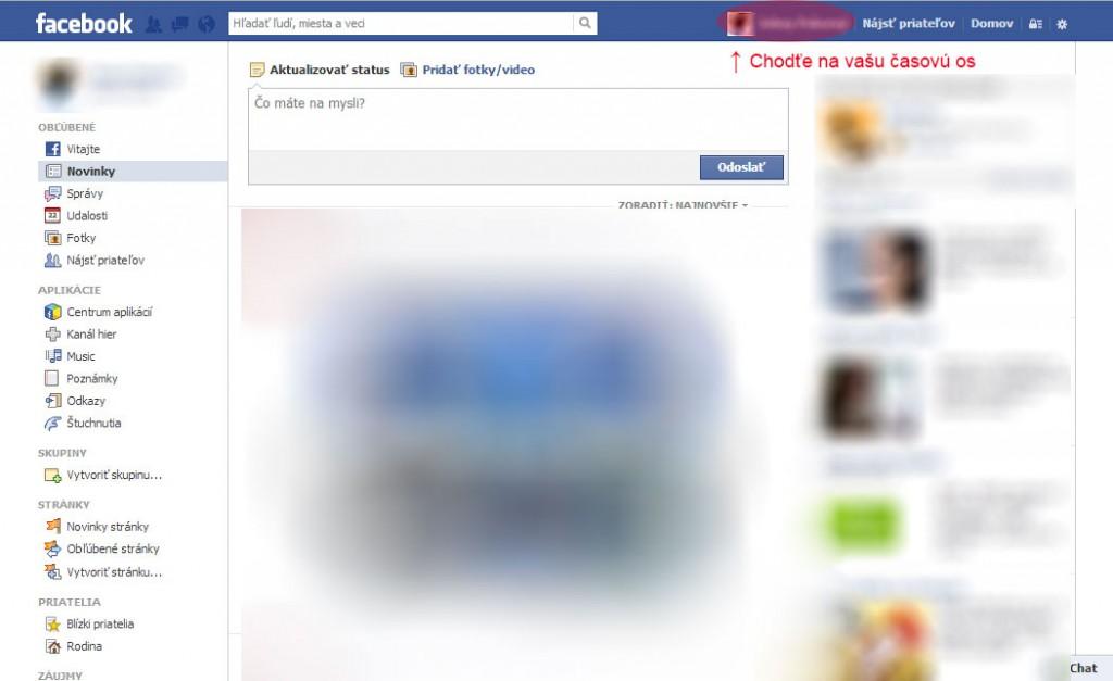 Facebook - ako skryť zoznam priateľov