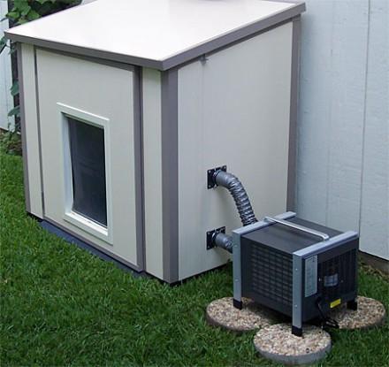 Klimatizáciu pre psa? Aj to sa stáva