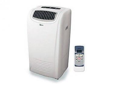 príklad na prenosnú klimatizáciu