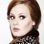 Okrúhle rysy tváre má aj Adele