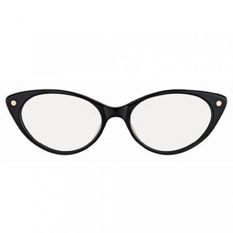 Okuliare na diamantový typ tváre mačacie oči