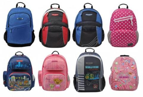 Školská taška: akú tašku do školy vybrať pre prváka?