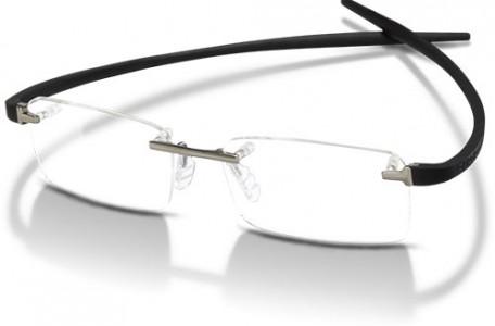 Okuliare na trojuholníkový typ tváre: skúste okuliare bez rámov
