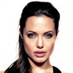 Okuliare na podlhovastú tvár Angelina Jolie