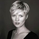 Kate Moss má tiež trojuholníkový typ tváre