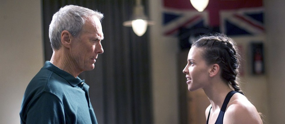 TV tip na film Million Dollar Baby Clinta Eastwooda