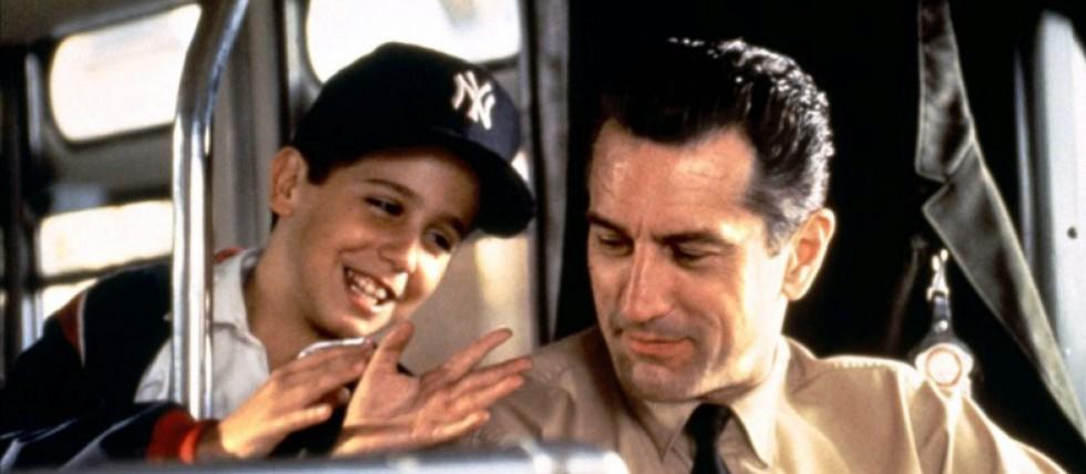 Tv tip na film Príbeh z Bronxu s RObertom De Nirom