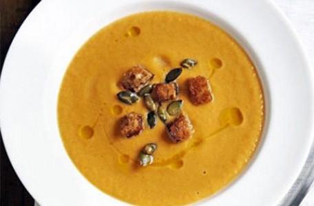 polievka z tekvice