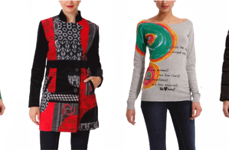 COLORFASHION DESIGUAL