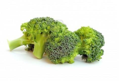 proti chrípke je dobrá brokolica