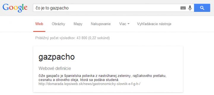 google definicia