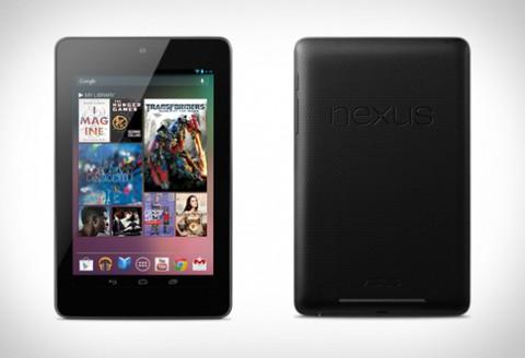 Lacný tablet Google Nexus 7