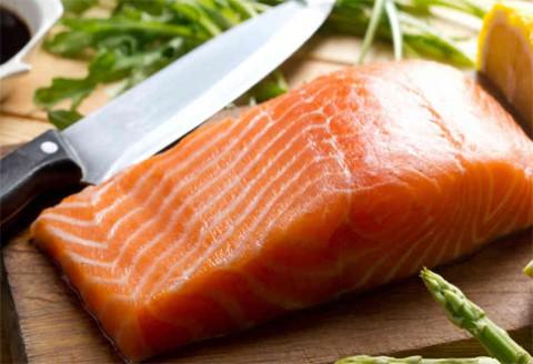 proti chrípke s lososom