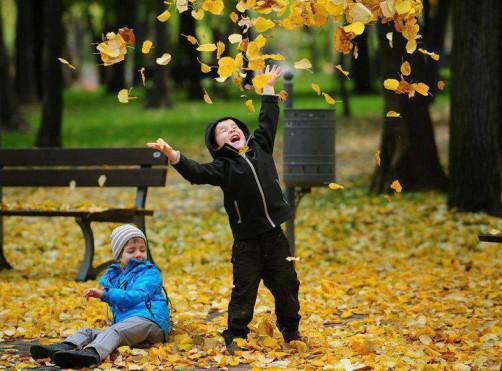 depresia v jeseni nemá šancu