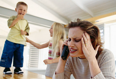 hyperaktívne deti