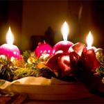 Adventný veniec a domáce ozdoby