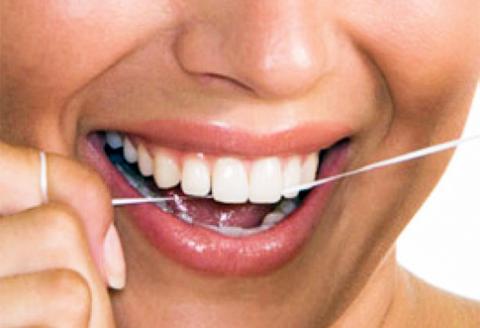 správne čistenie zubov