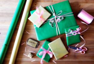 darčeky a darček