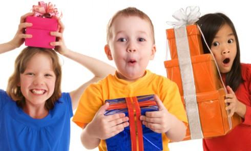 darček pod stromček pre deti
