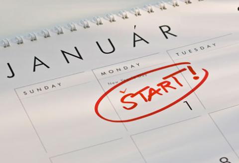 nový rok a presavzatia