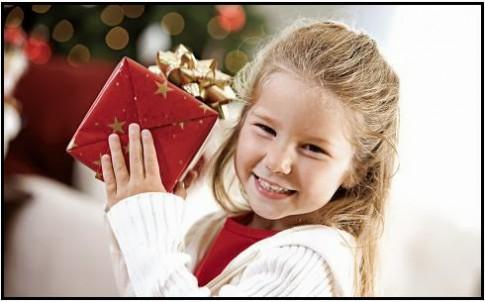 darčeky pre deti pod stromček