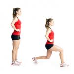 Ako cvičiť? Cviky na zadok a stehná
