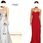 Šaty na ples, stužkovú či svadbu so zľavou od Pontus textil
