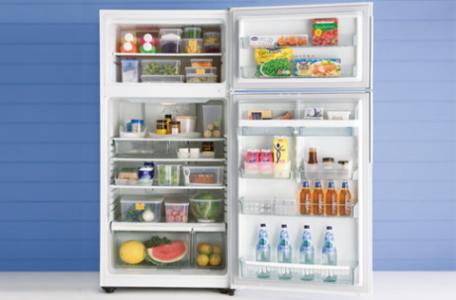 ako skladovať jedlo v chladničke