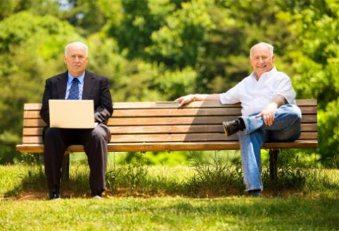 práca na dôchodku