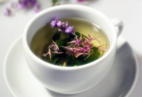 bylinkové čaje