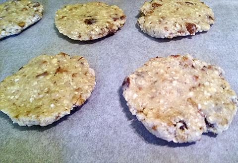 cookies recept koláčiky