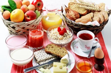 zdrave a chutne ranajky