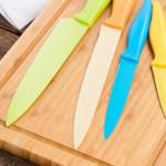 Keramické nože – odkiaľ majú svoje vlastnosti a ako s nimi narábať?