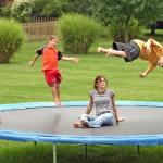 Detská trampolína: Ako si správne vybrať?